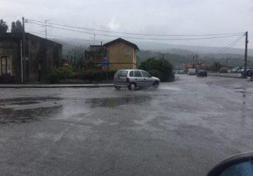 """Allerta meteo """"Arancione"""" nell'area tra Catania e Messina"""