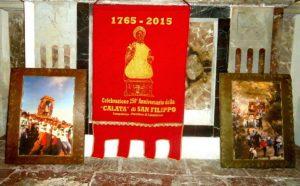 Calatabiano, le foto di Lea Santisi sulle Salite e Discese di San Filippo