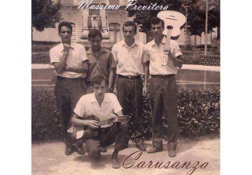 """Nostalgie anni 60/70 nell'album di Massimo Previtera """"Carusanza"""""""