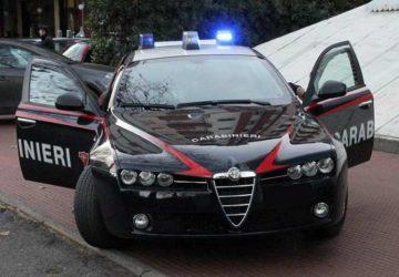Ladri catanesi in trasferta nel messinese arrestati per furto in abitazione