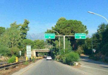 Autostrada A18: assegnati i lavori di pavimentazione degli svincoli S. Gregorio, Acireale e Giarre