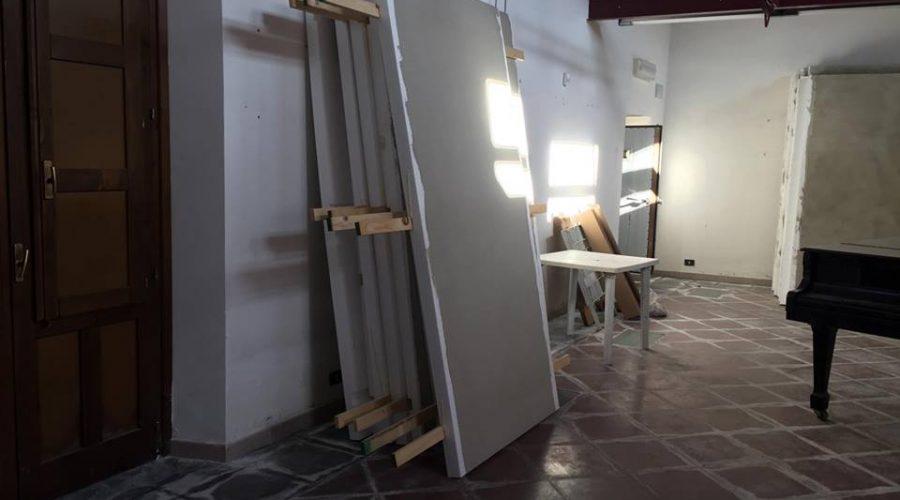 S. Alfio: il museo RADICAmenti inizia a prendere corpo