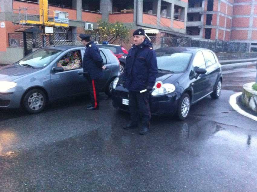 Blitz dei carabinieri nel quartiere Jungo: rinvenuto quasi un chilo di marijuana