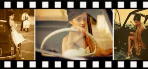 Alcuni scatti di ambientazione Anni 60 realizzati dalla G.L. Management a Francavilla di Sicilia con la modella Marika Alfonso