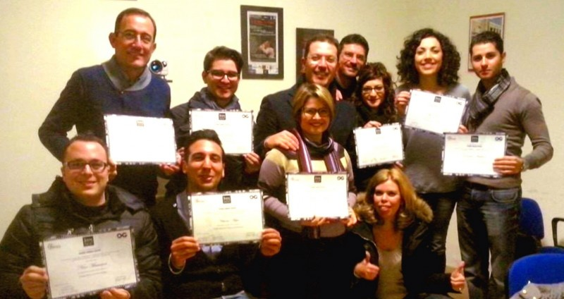 Trappitello tra Actors Studio e Cinecittà