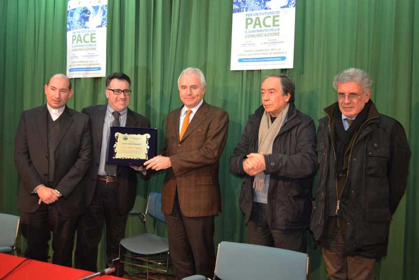 """Acireale, il premio """"Vito Finocchiaro"""" a Marco Tarquinio, direttore di """"Avvenire"""""""