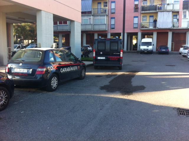"""Giarre, scoperto """"supermarket"""" della droga nel quartiere Jungo: un arresto"""
