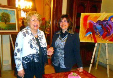 Giarre omaggia il talento delle concittadine Romualda Sciuto e Maria Privitera