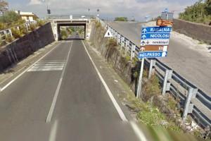 Paternò, una 43 enne tenta suicidio dal ponte di Currone