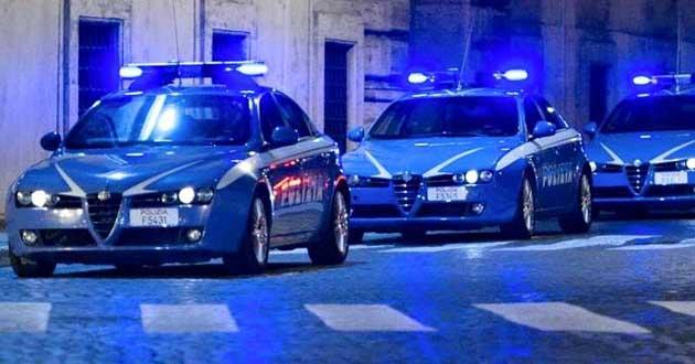 Catania, picchia la moglie e si barrica in casa con il figlio neonato: arrestato