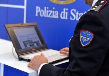 Catania, atti persecutori su Facebook: denunciato