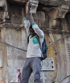 Catania, arresto a San Berillo vecchio per detenzione di stupefacenti