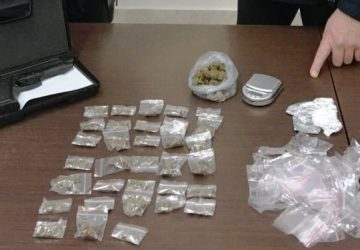 Paternò: deteneva marijuana ed una pistola giocattolo. Arrestato