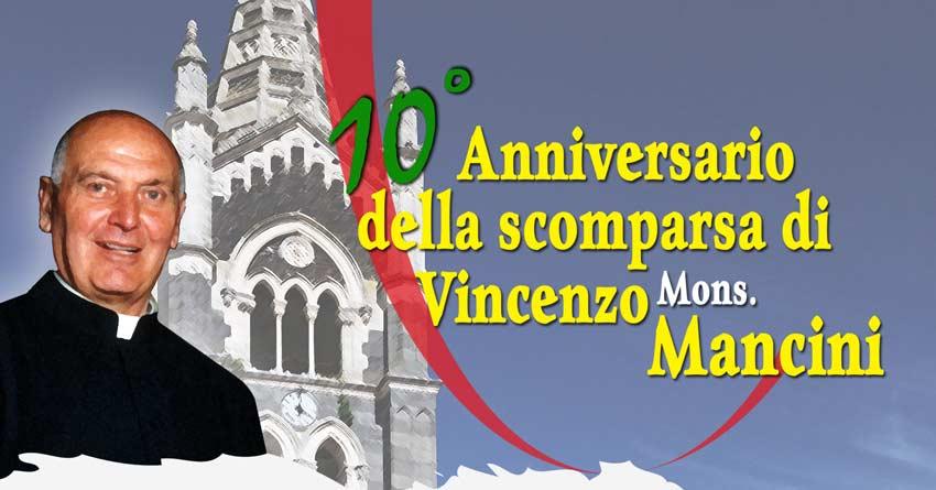 Randazzo ricorda il 10° anniversario della scomparsa dell'arciprete Vincenzo Mancini