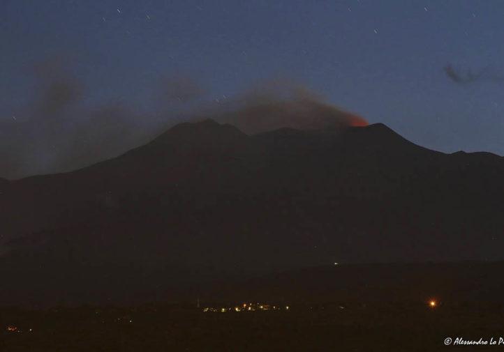 Pioggia di cenere vulcanica sui comuni del comprensorio for Cenere vulcanica