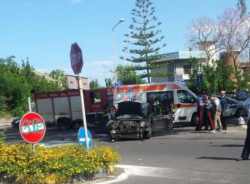 Catania tragico incidente due morti a san nullo - Incidente giardini naxos oggi ...