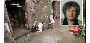 È un romeno l'autore dell'omicidio dell'anziana 76enne di Aci Bonaccorsi VIDEO