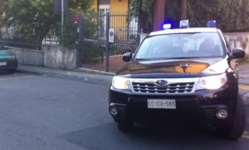 Fiumefreddo, un arresto per furto in abitazione