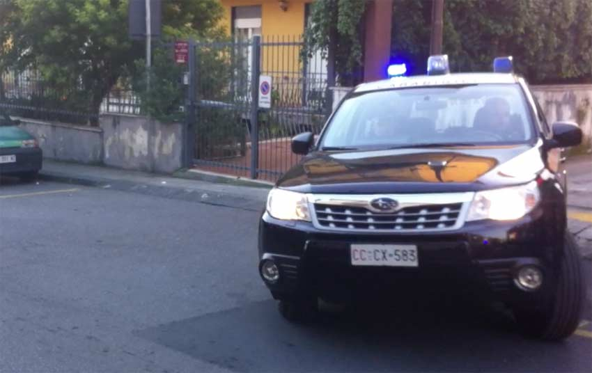 Giarre, 76enne focoso vìola il divieto di avvicinamento perseguitando la ex fino in Emilia-Romagna: arrestato