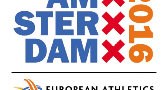 Gusti di Sicilia ai Campionati europei di Atletica leggera di Amsterdam