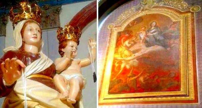 Per la Madonna del Carmine messe, fuochi artificiali, tornei