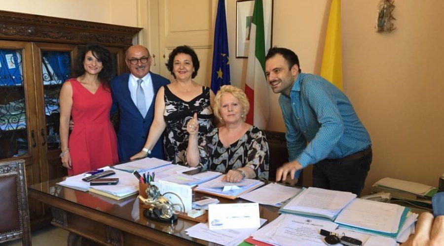 Riposto, Katia Ricciarelli cittadina onoraria