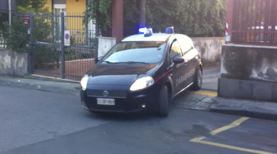 Santa Venerina, un arresto per evasione dagli arresti domiciliari