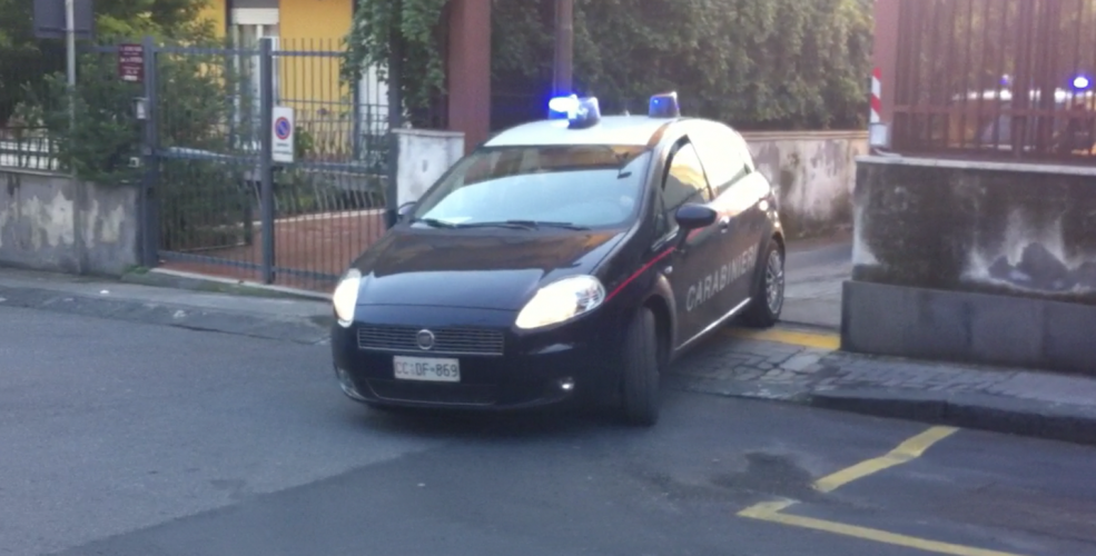 USCITA AUTO CARABINIERI2