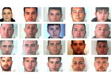 """Catania, mafia: decapitato il clan Nizza. Lo spaccio di droga era """"cosa loro"""" I NOMI LE FOTO"""