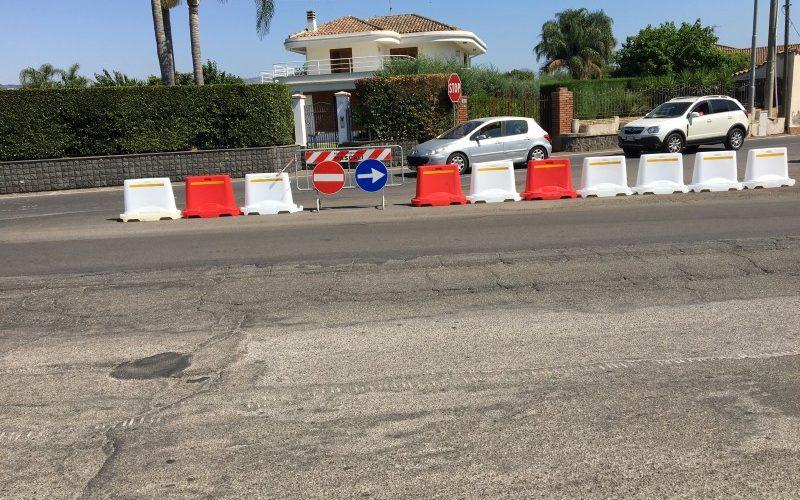 Mascali piano viario con i nuovi arredi stradali for Ufficio decoro urbano catania
