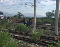 Giarre, cadavere sui binari. La protesta dei pendolari contro le Ferrovie