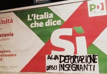 Catania, Festa nazionale del Pd: domani interviene la ministra Giannini. Monta la protesta