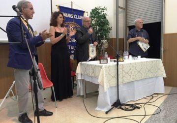 Il Kiwanis Giarre Riposto conferisce il Paladino di Sicilia al M° Simone Alaimo
