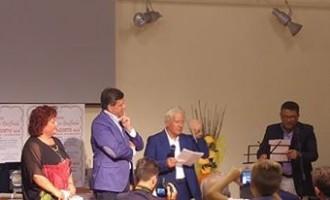 """Giarre: il premio """"Mons. Salvatore Giuffrida"""" al dott. Leo Cantarella"""
