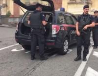 Mascali, in corso attività di controllo dei carabinieri