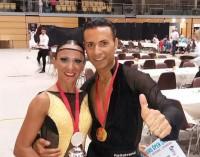 Due belpassesi campioni del mondo di Danza sportiva