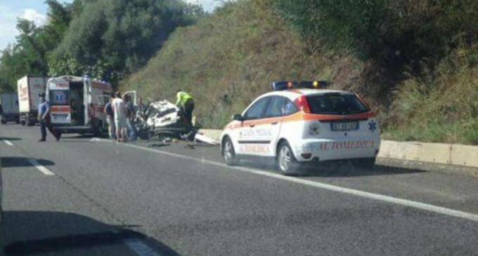 Incidente stradale tra Giarre e Fiumefreddo, un ferito grave: interviene l'elisoccorso