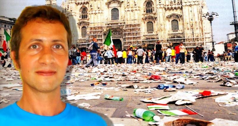 """A Milo la """"strana"""" Italia di Sebastiano Pavia"""