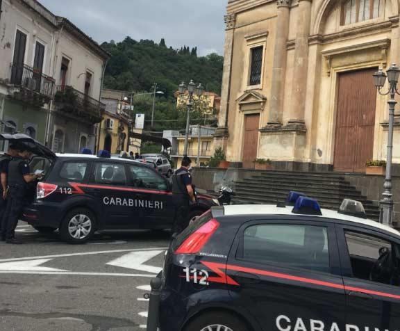 Giarre, controlli serrati dei carabinieri: sei denunce