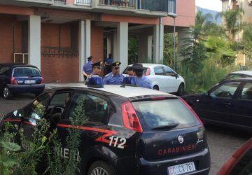 Controlli carabinieri jungo