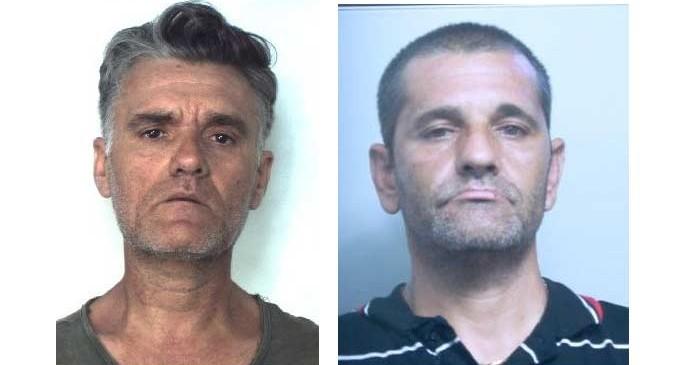 Sei rapine a farmacie e parafarmacie nel catanese: 2 arresti