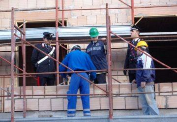 Lavoro nero, controlli a Giarre e Castiglione: denunciati tre imprenditori