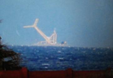 Cade aereo in mare ma era un falso allarme