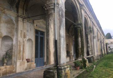 Cimitero di Trepunti, avanti verso la riapertura della zona monumentale