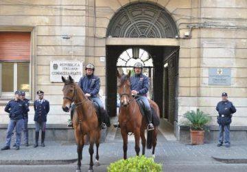 Visite di scolaresche al Commissariato di Polizia di Acireale