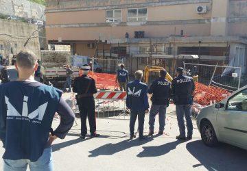 Taormina, controlli antimafia nel cantiere del San Vincenzo in vista del G7