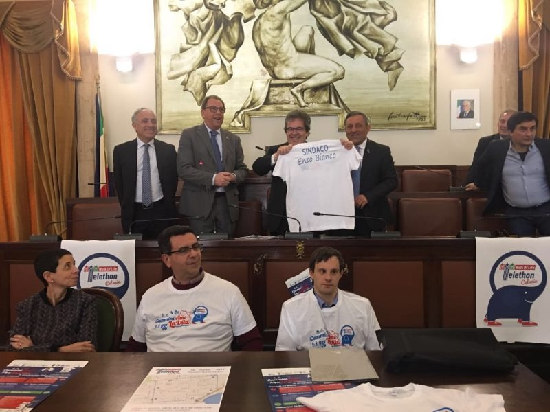 """Telethon Catania: tutto pronto per la VI edizione della """"Walk of Life – Festa di primavera"""""""