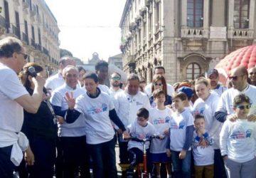 Catania: grande partecipazione a Walk of Life, tradizionale passeggiata di Telethon