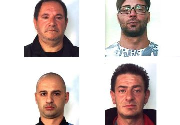 Mafia, omicidio Caponnetto: svolta nelle indagini. Arrestati in quattro FOTO VIDEO