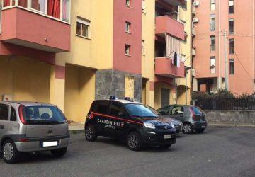 Giarre, quartiere Jungo: controlli antidroga dei carabinieri